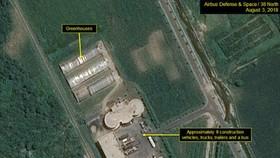 """38 North: Triều Tiên """"dường như"""" đã dừng tháo dỡ bãi thử nghiệm động cơ tên lửa Sohae"""