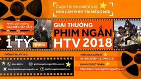 Khởi động giải thưởng Phim ngắn HTV 2018