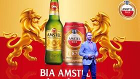 Amstel chính thức gia nhập thị trường Việt Nam