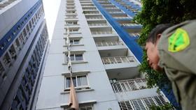 Kiểm tra an toàn chung cư, nhà cao tầng ở quận 3