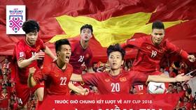 Trước giờ chung kết lượt về AFF Cup 2018: Tất cả vì niềm tin chiến thắng