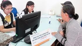 Vẫn chấp nhận giấy ủy quyền lãnh lương hưu do UBND phường chứng thực