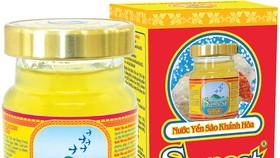 Công ty Yến Sào Khánh Hòa ra sản phẩm mới nước Yến Sào Sanest Đông Trùng Hạ Thảo