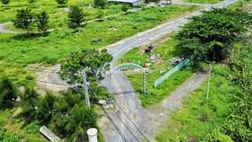 Điều chỉnh giá đất dự án xây dựng đường dẫn vào đồn và Trạm Biên phòng Cần Thạnh