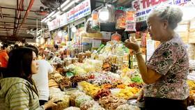 Nhiều sản phẩm mứt cung ứng ra thị trường, đáp ứng nhu cầu người tiêu dùng