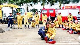 Vai trò người đứng đầu trong phòng và chữa cháy