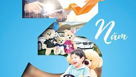 Ba năm hợp tác, Prudential-VIB là mô hình Bancassurance tăng trưởng mạnh mẽ