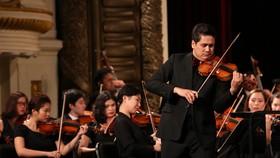 Dàn nhạc Giao hưởng Mặt Trời sẽ có buổi hòa nhạc ấn tượng cùng nghệ sĩ violon nổi tiếng Nhật Bản