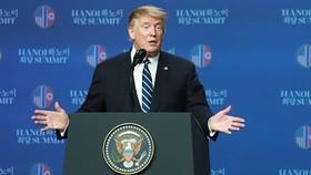Hội nghị Thượng đỉnh Mỹ - Triều Tiên lần 2: Tổng thống Mỹ cho biết khúc mắc ở vấn đề trừng phạt
