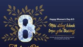 SCB tri ân khách hàng nữ nhân dịp 8-3