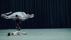 Công diễn tác phẩm múa Sắc màu vũ điệu