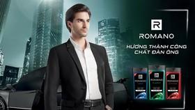 Romano tiếp tục khẳng định vị thế trên thị trường chăm sóc cá nhân dành cho nam giới
