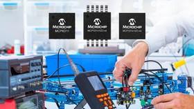 Microchip công bố 12 bộ chuyển đổi dành cho dòng sản phẩm ADC SAR mới