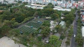 Xã hội hóa xây dựng công viên bằng cách nào?