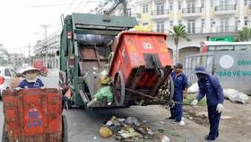 Cần cải thiện đồng bộ hạ tầng thu gom và xử lý rác thải
