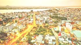 Thành phố Biên Hòa hôm nay. Ảnh: ĐỨC TRUNG