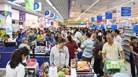 Phấn đấu 100% quận, huyện xây dựng điểm bán hàng Việt cố định