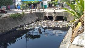 Tôi có thấy: Kênh nước bị ô nhiễm