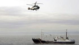 2 tàu chở hàng va chạm ngoài khơi Nhật Bản, 4 người mất tích