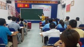 Chương trình đào tạo ngoại ngữ nhằm giảm khoảng cách bất đồng ngôn ngữ giữa các chuyên gia người nước ngoài với công nhân