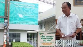 Sai phạm tại Tổng Công ty Nông nghiệp Sài Gòn: Đình chỉ công tác đối với ông Lê Tấn Hùng