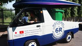 Mô hình công nghệ xử lý rác thải hữu cơ tái tạo năng lượng 6R của Nhật Bản - hiệu quả của dự án đã được kiểm chứng trong hơn 5 tháng xử lý mẫu nguồn rác từ chợ đầu mối nông sản Thủ Đức