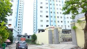 Nhà ở xã hội tại chung cư HQC còn đang thi công,  chưa bàn giao nhưng đã được rao bán tràn lan, công khai