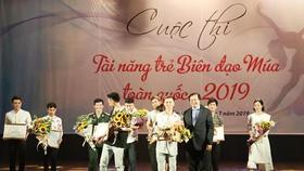 """""""Cuội già"""" đoạt huy chương vàng Tài năng trẻ Biên đạo múa 2019"""