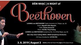 Đêm nhạc Beethoven