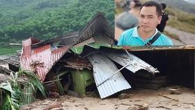 Một trưởng công an xã tử vong khi tham gia phòng chống mưa lũ
