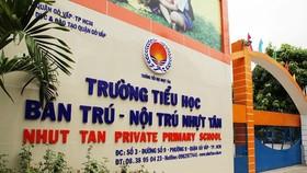 Phạt chủ trường học vì xây dựng không phép