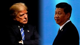 U.S. President Donald Trump, left, and Chinese President Xi Jinping both acknowledged the resumption of talks to address their trade conflict. The two will meet at next week's G-20 summit in Osaka.