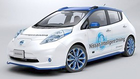Nhật Bản đầu tư khủng vào xe không người lái