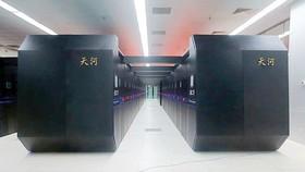 Siêu máy tính Trung Quốc  tiếp tục đứng đầu thế giới
