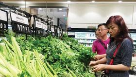 Sản phẩm Việt vào siêu thị Aeon Mall với nhiều mặt hàng phong phú
