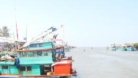 Cửa biển Khánh Hội, một trong những nơi bị ảnh hưởng nặng nề trong cơn bão Linda, đã hồi sinh