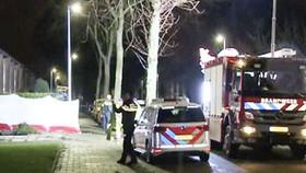 Tấn công bằng dao liên tiếp ở Hà Lan