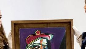 Triển lãm tranh hiếm của Picasso