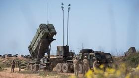 Binh sỹ Mỹ và Israel tại cuộc tập trận Juniper Cobra. (Nguồn: timesofisrael.com)