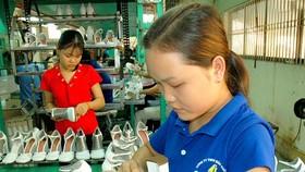 Doanh nghiệp da giày:  Đổi mới để giữ thị phần thế giới