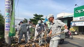Tháng hành động hưởng ứng Tuần lễ quốc gia nước sạch và vệ sinh môi trường