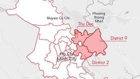 Sẽ điều chỉnh quy hoạch chung phát triển thành phố về hướng nào?