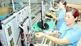 7 tháng, sản xuất công nghiệp tăng gần 11%