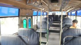 Xe buýt đang đối mặt nhiều khó khăn
