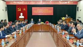 Bồi dưỡng, cập nhật kiến thức cho các Ủy viên Trung ương Đảng khóa XII