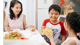 Gìn giữ văn hóa bữa cơm gia đình Việt