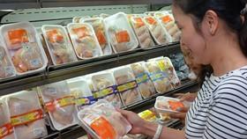 Tiêu thụ thịt và hải sản tại châu Á tăng