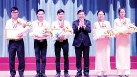 Trường ĐH Tôn Đức Thắng đạt chuẩn 4 sao
