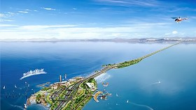 Hàn Quốc sẽ xây trang trại điện Mặt trời nổi trên hồ Sihwa
