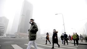 """""""Thủ phạm"""" mới gây ô nhiễm khói mù ở Bắc Kinh"""